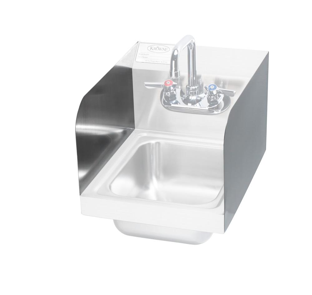 Krowne Metal FG-LR9 plumbing
