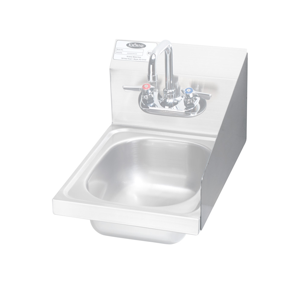 Krowne Metal FG-R9 plumbing