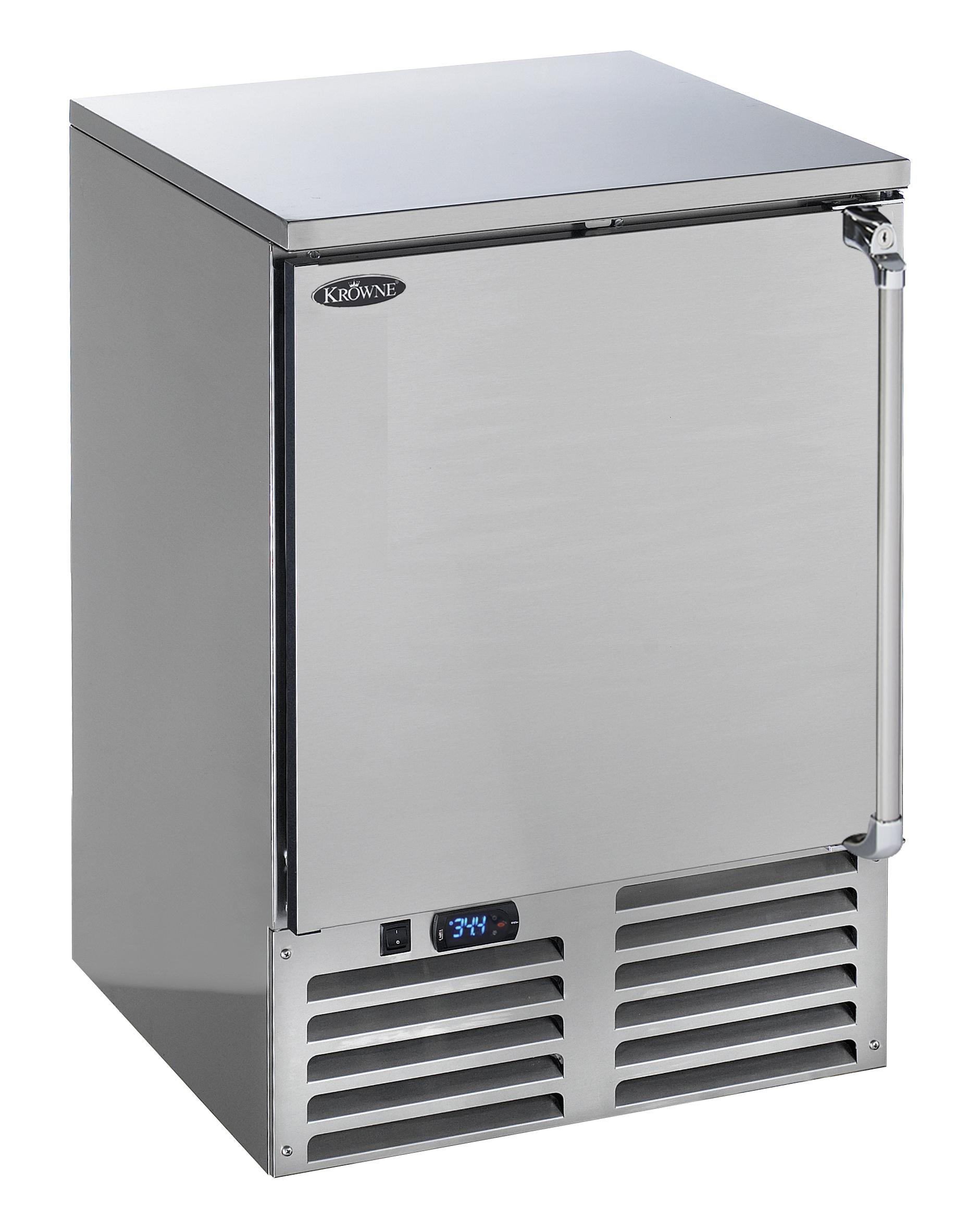 Krowne Metal FMC24-SS-L refrigeration