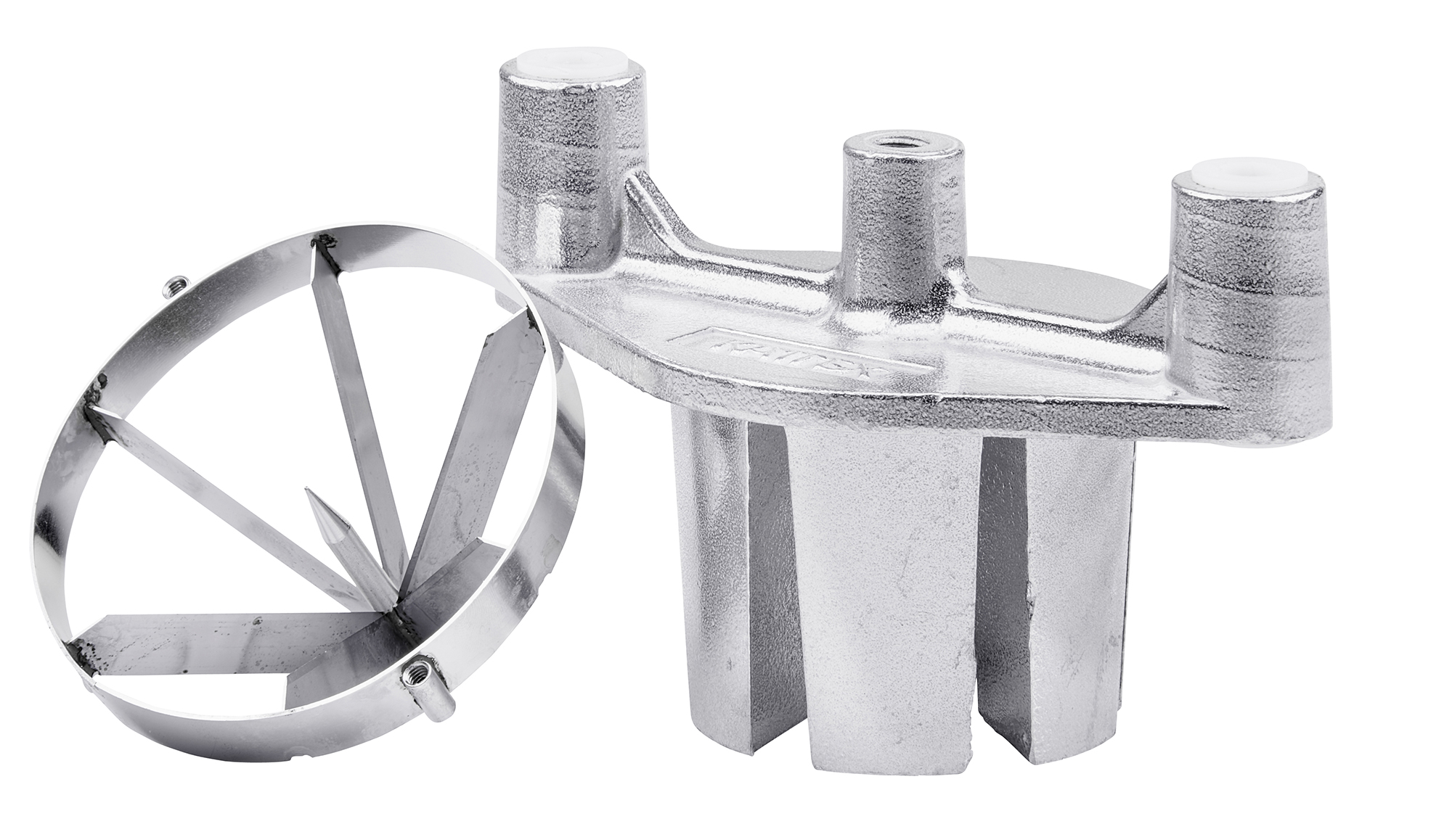 Winco FWS-6BK countertop manual prep tools