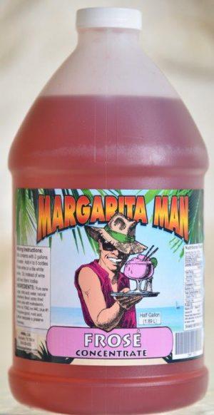 Margarita Man Mrg14 Frose' Concentrate