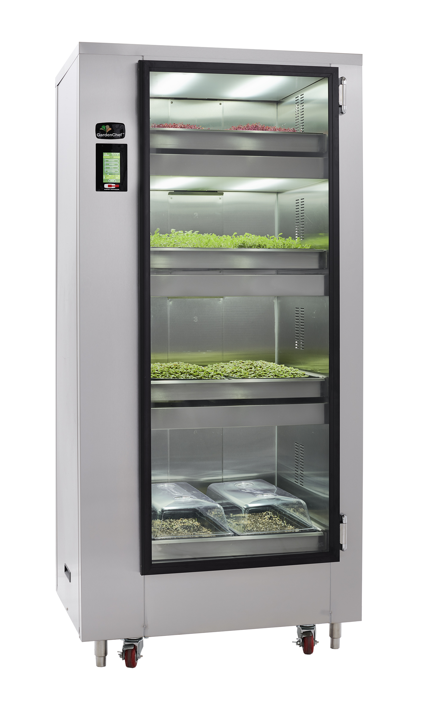Carter-Hoffmann GC41 cabinet, growing