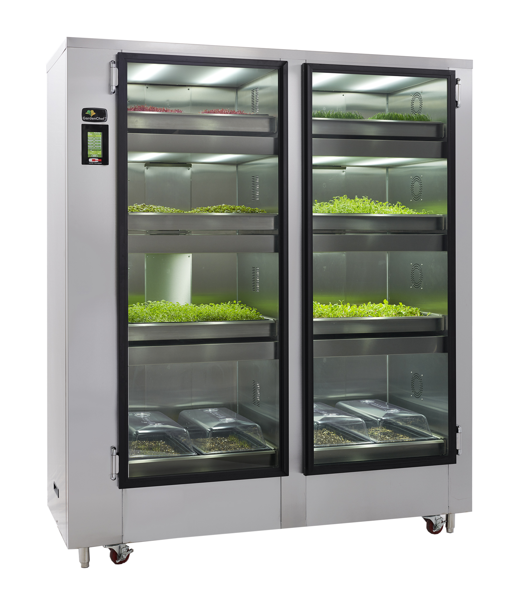 Carter-Hoffmann GC42 cabinet, growing