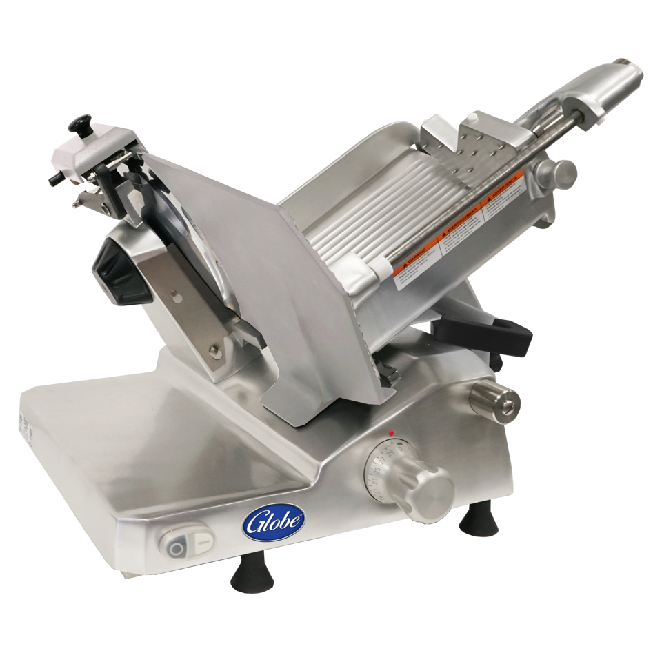 Globe GSO12 food slicer, electric