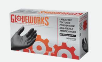 Ammex BINPF42100 disposable gloves