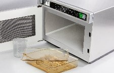 ACP (Amana Commercial) HDC12A2MGS microwave generated steam decontamination kit