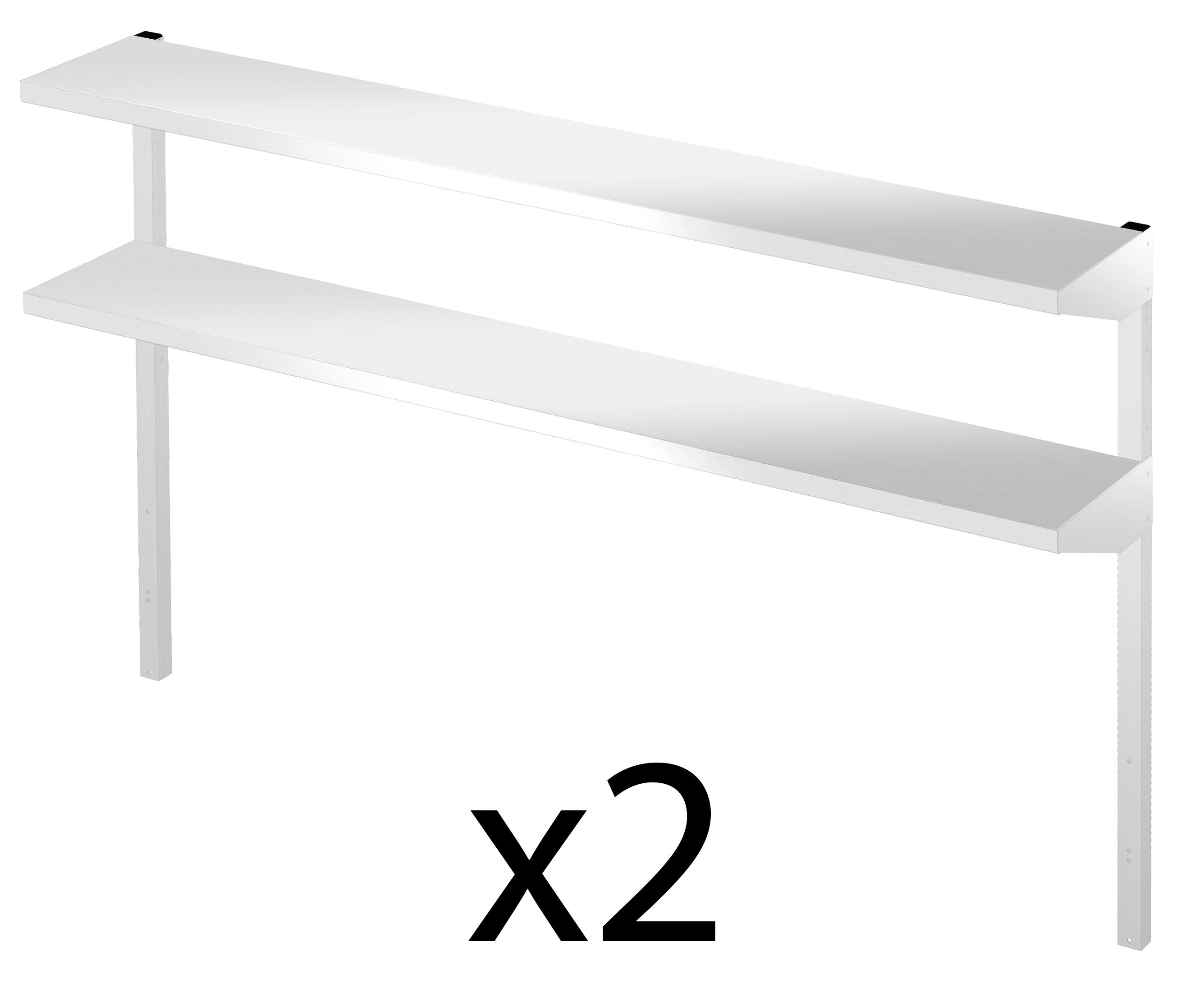 Hoshizaki HS-5228 (x2) shelving/shelving systems