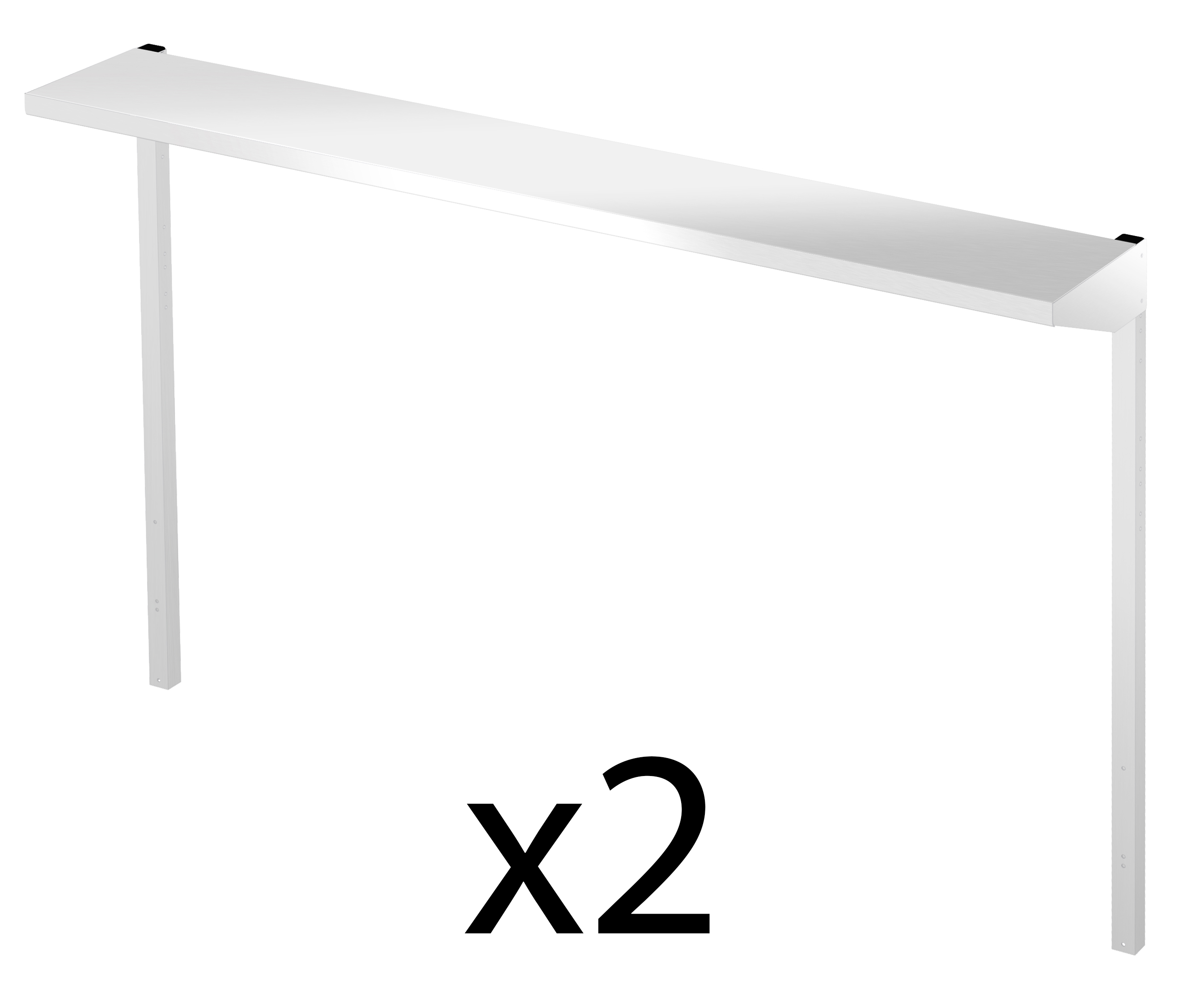 Hoshizaki HS-5229 (x2) shelving/shelving systems