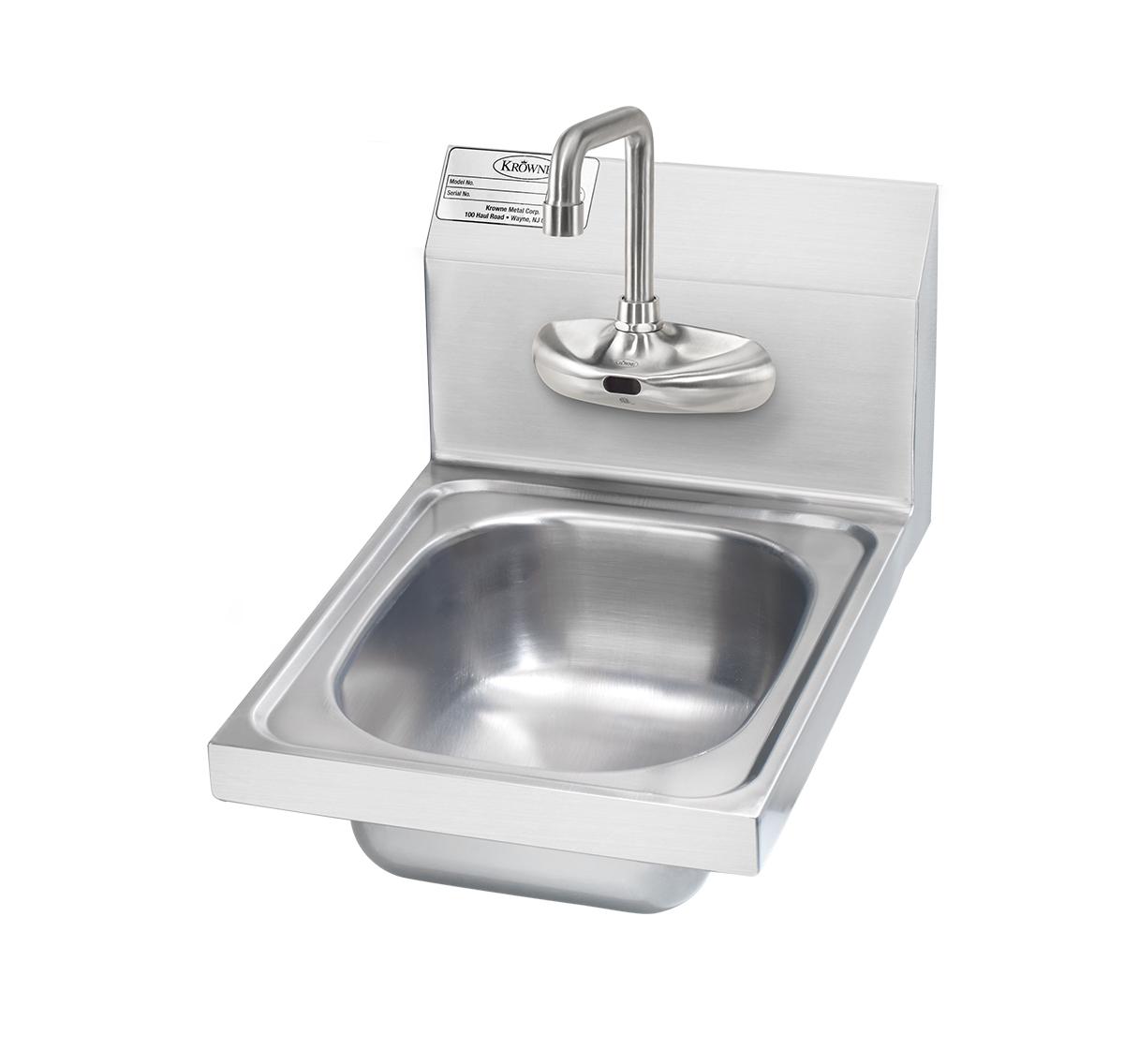 Krowne Metal HS-64 hand sinks