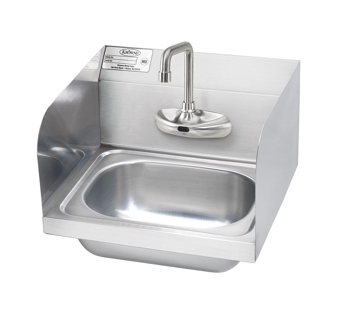 Krowne Metal HS-68 hand sinks