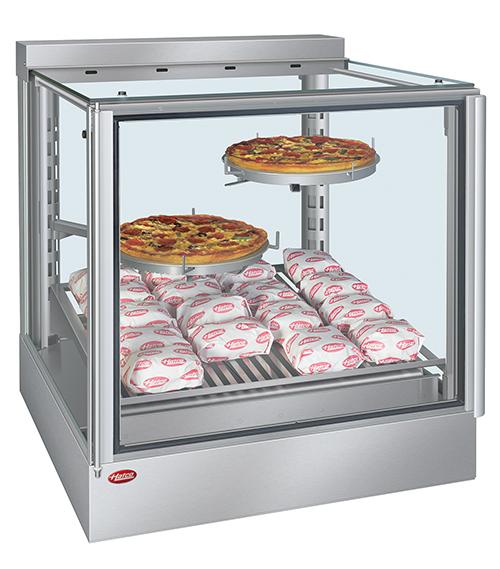 Hatco IHDCH-28 display cabinets