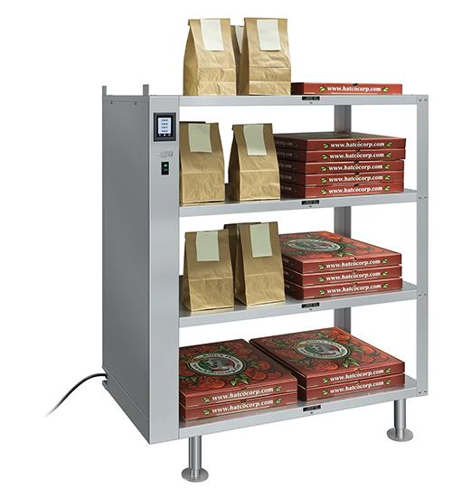 Hatco GRS2G-3920-4 merchandisers