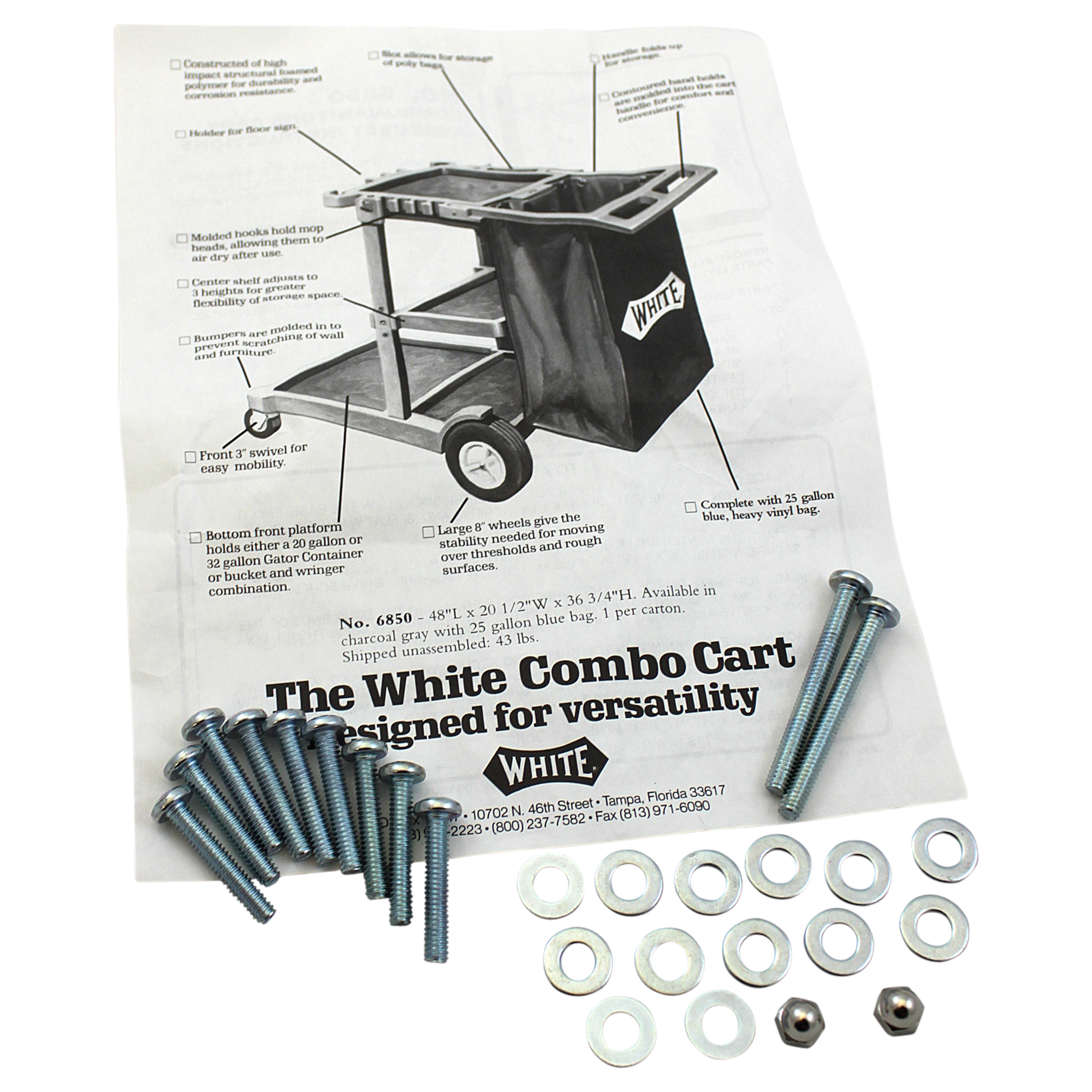 Impact Products 2030758 replacement parts
