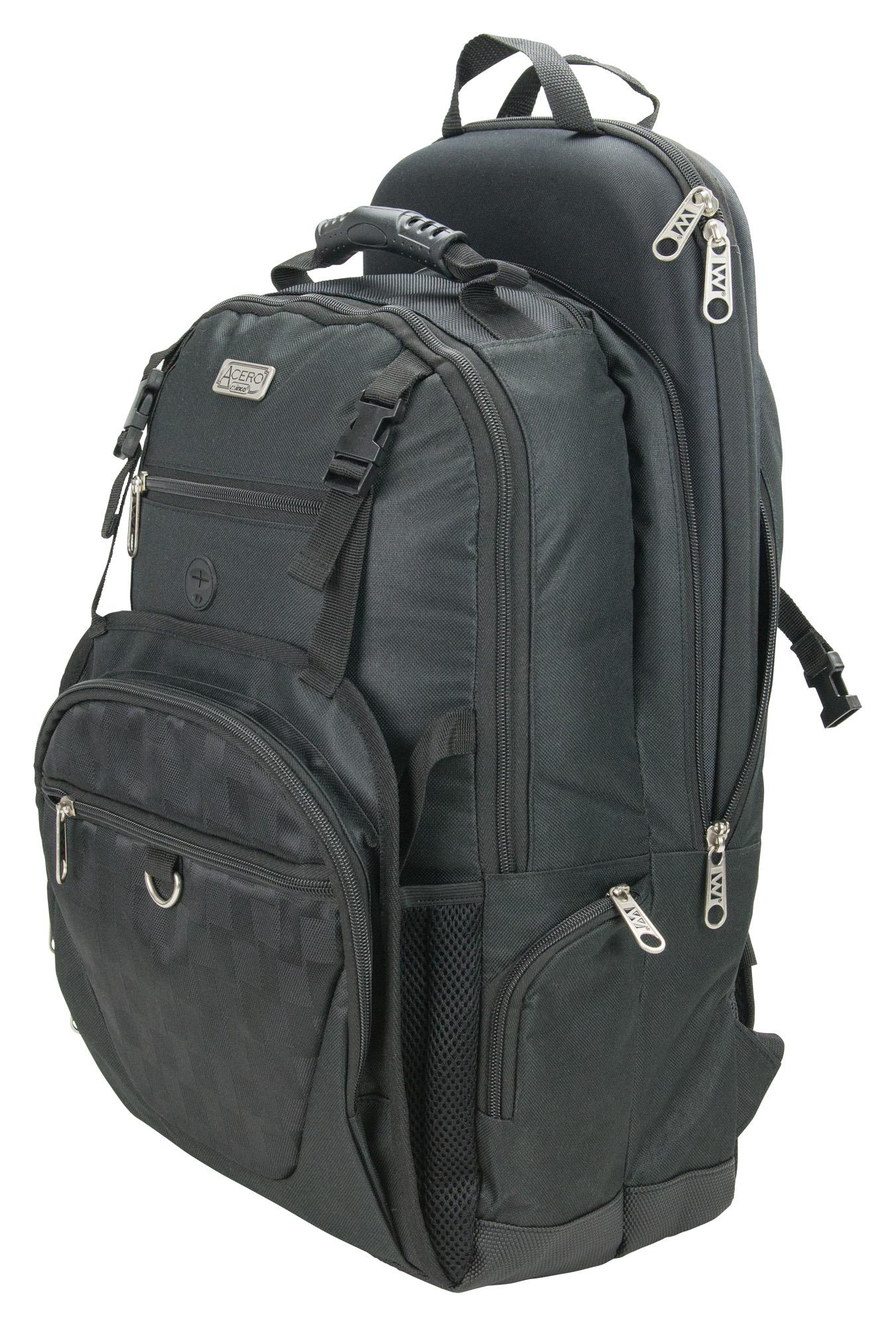 Winco KBP-S backpack with inner knife case set