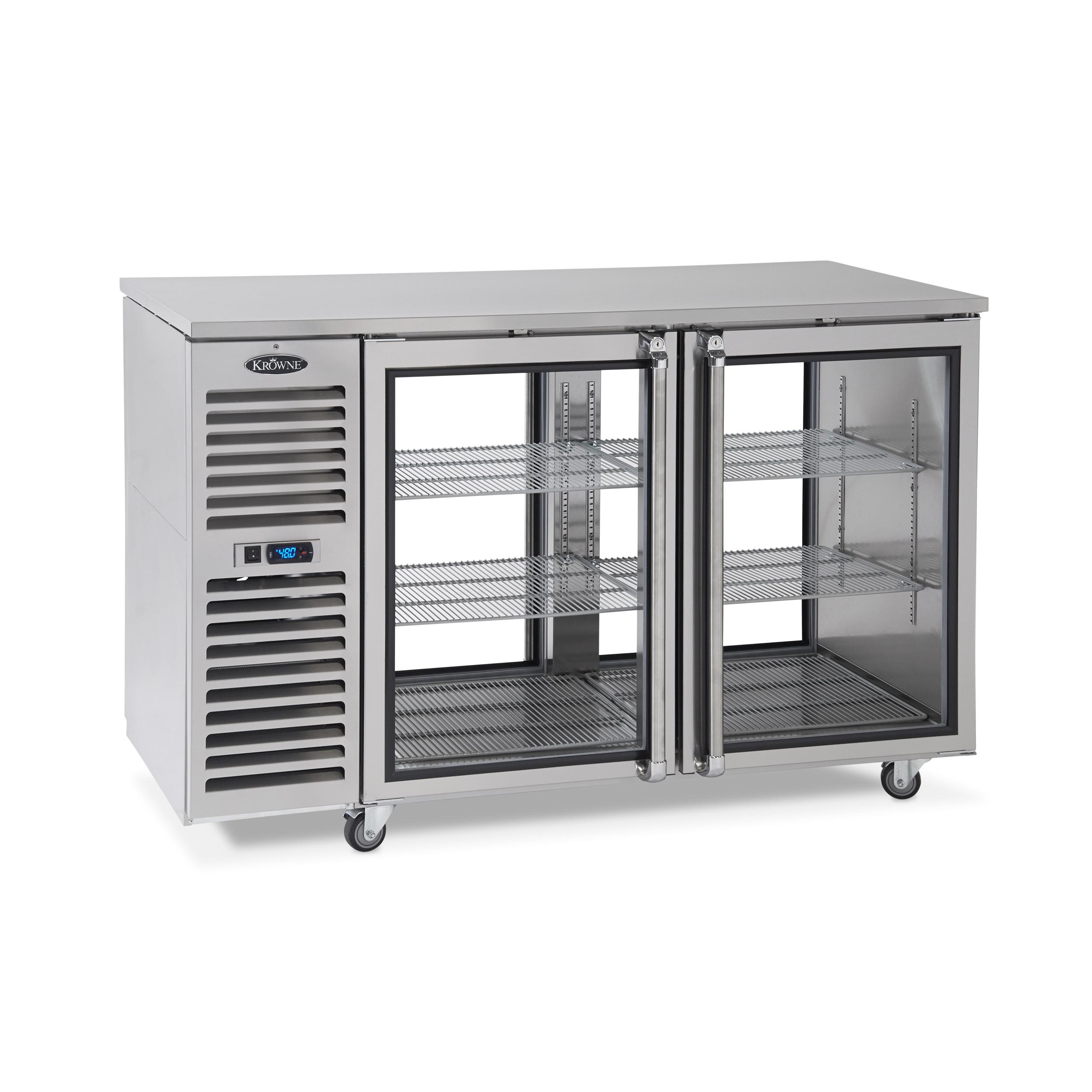 Krowne Metal KPT60L-KNS-LR/LR refrigeration