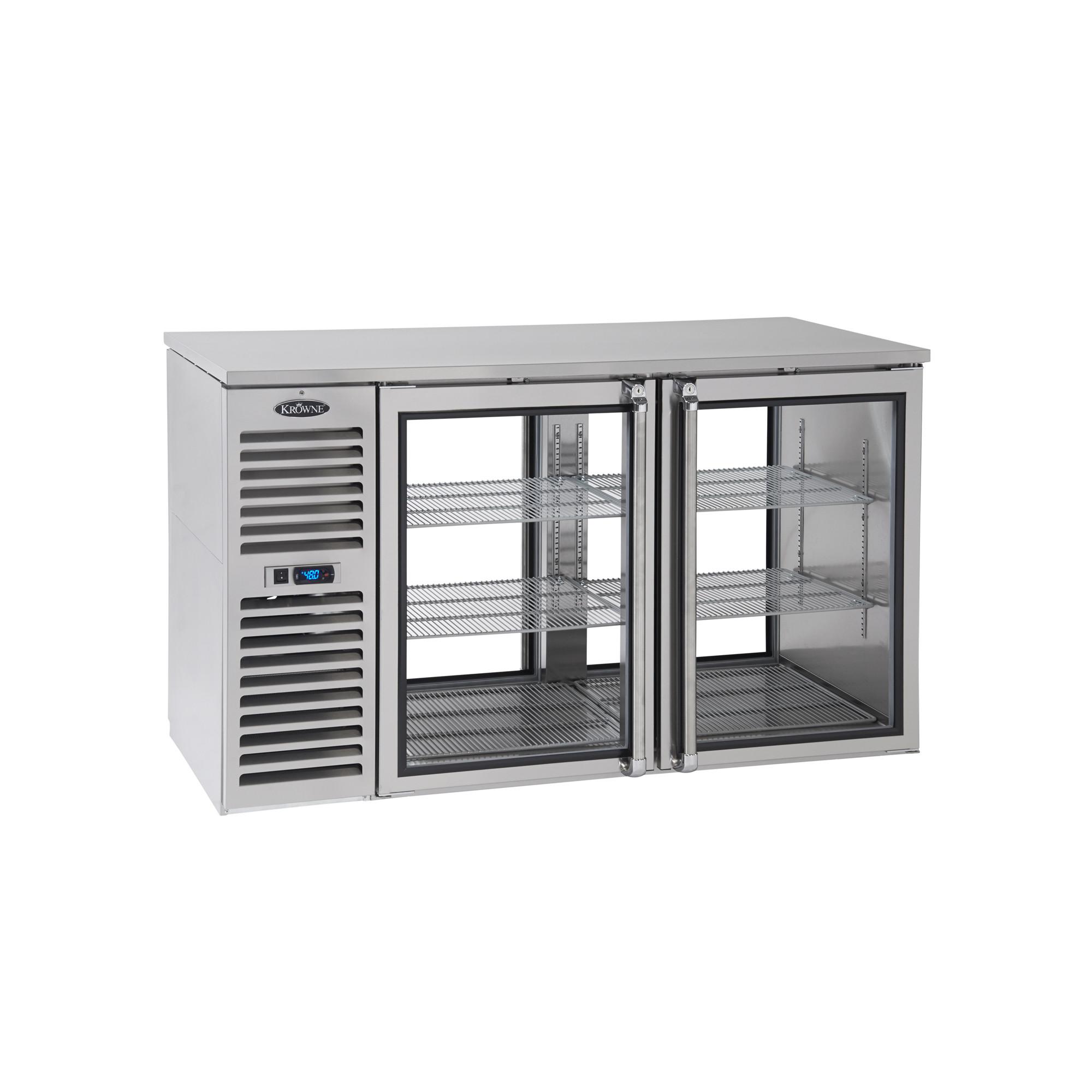 Krowne Metal KPT60L-KSS-LR/LR refrigeration