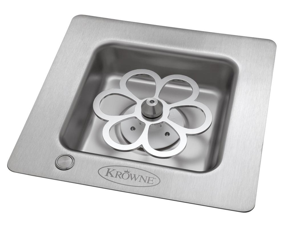Krowne Metal KR-LC2GF-E glass chiller