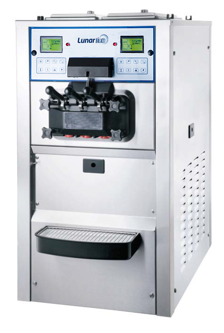 Adcraft (Admiral Craft Equipment) LIIC-2H ice cream machine 2 hopper
