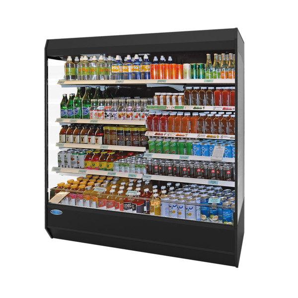 Federal Industries LMD4878R high profile, refrigerated multi-deck merchandisers