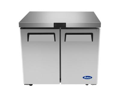 Atosa USA MGF36FGR undercounter freezer