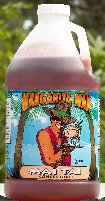 Margarita Man Mrg10 Mai Tai Concentrate