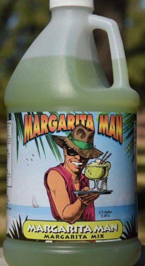 Margarita Man Mrg1 Margarita Concentrate