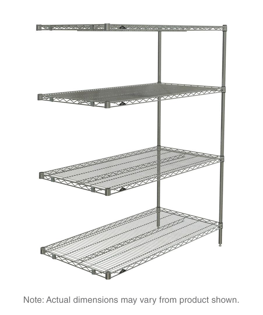 Metro AN416C shelving, racks & carts/wire shelving/add-on units