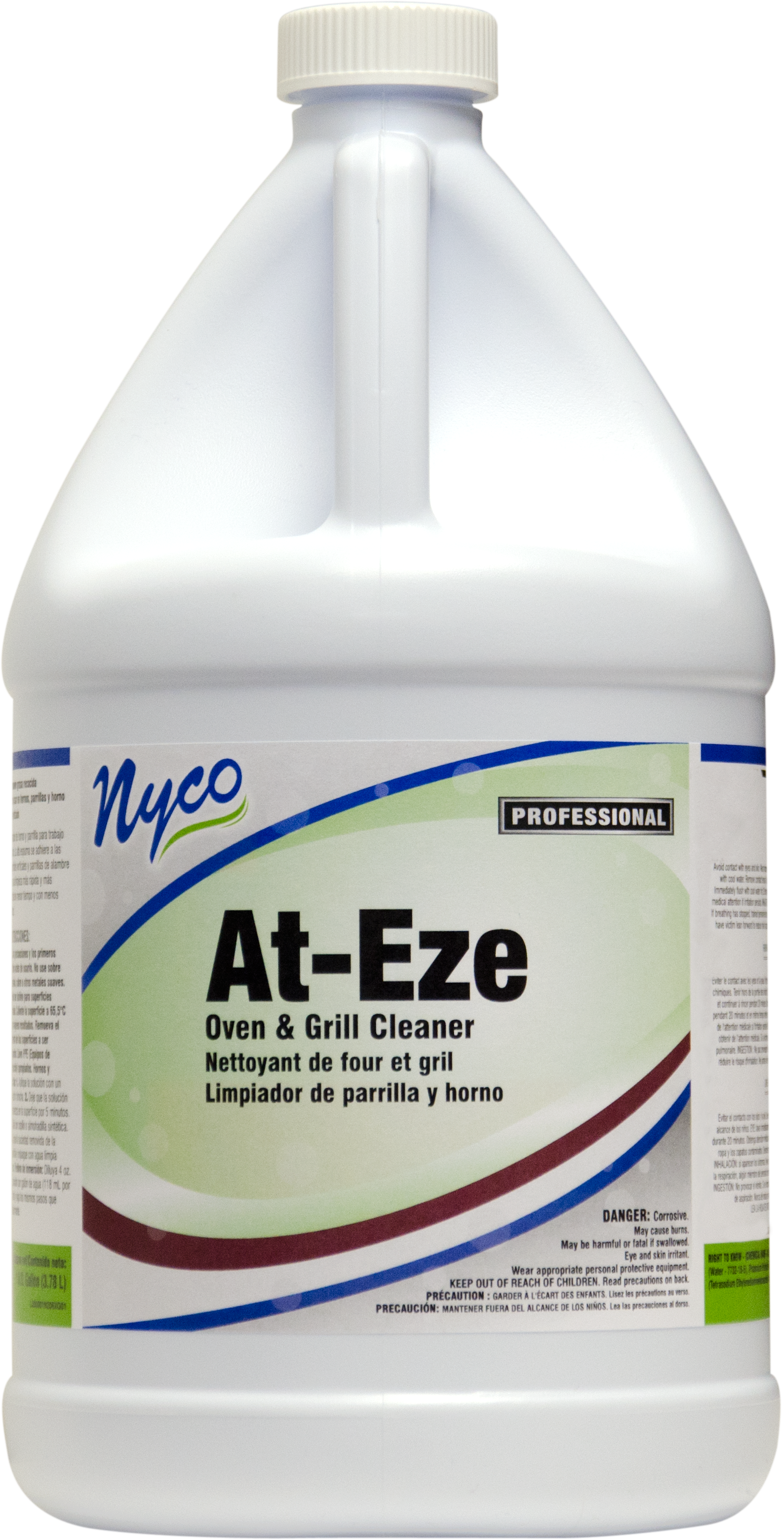 Nyco NL206-G4 at-eze professional oven & grill cleaner