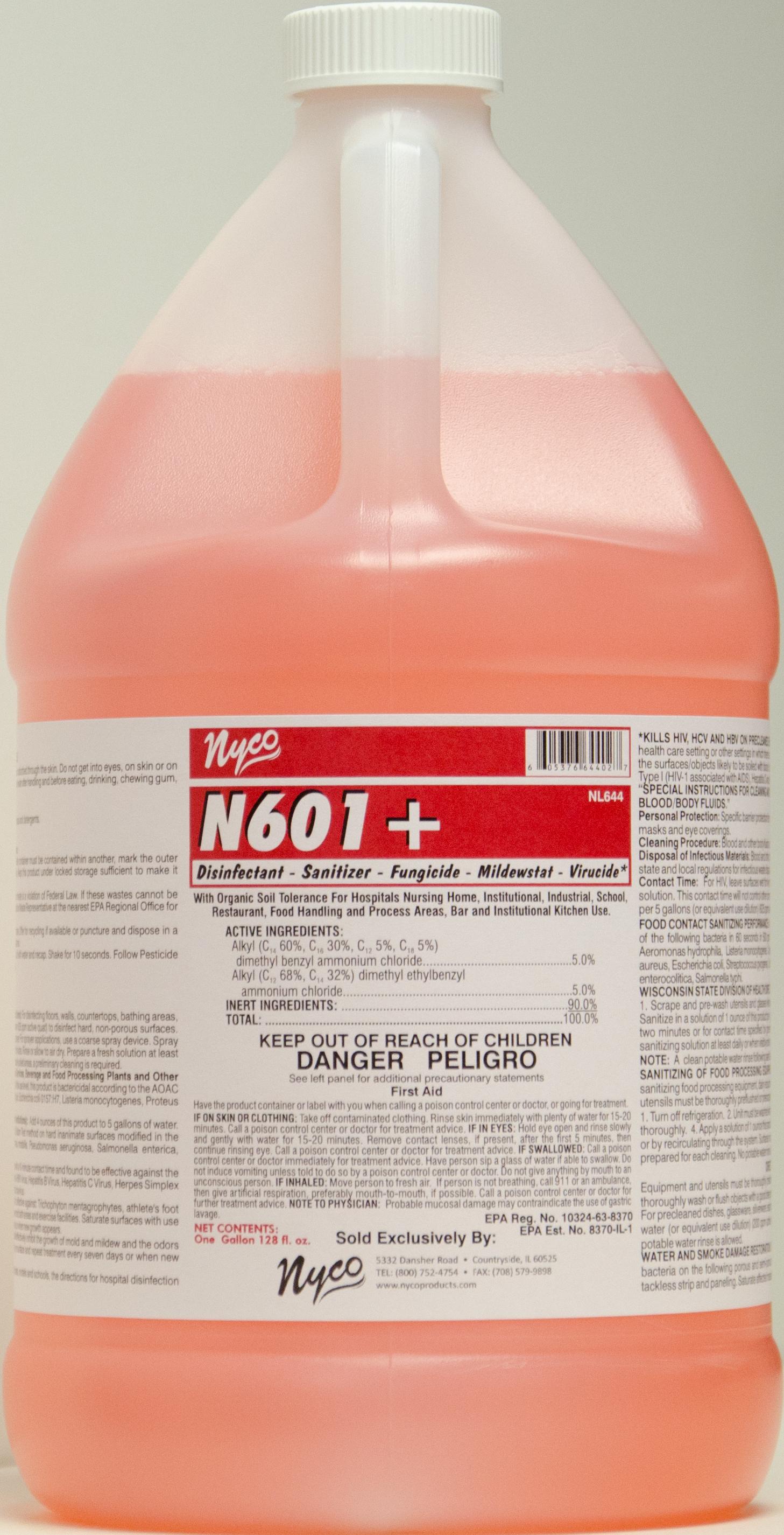 Nyco NL644-G4 n601+