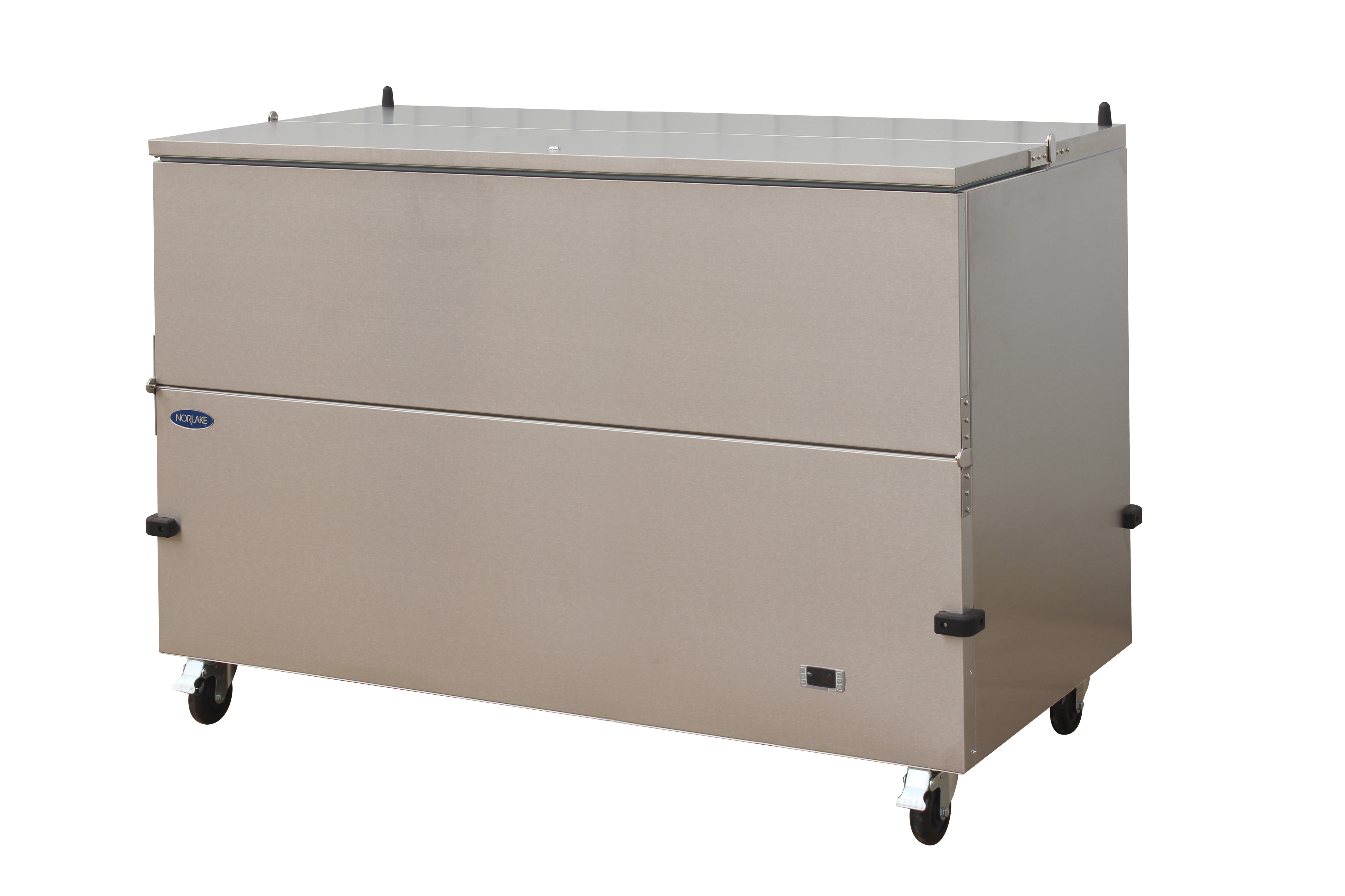 Nor-Lake NLMC16SS single access - stainless steel exterior