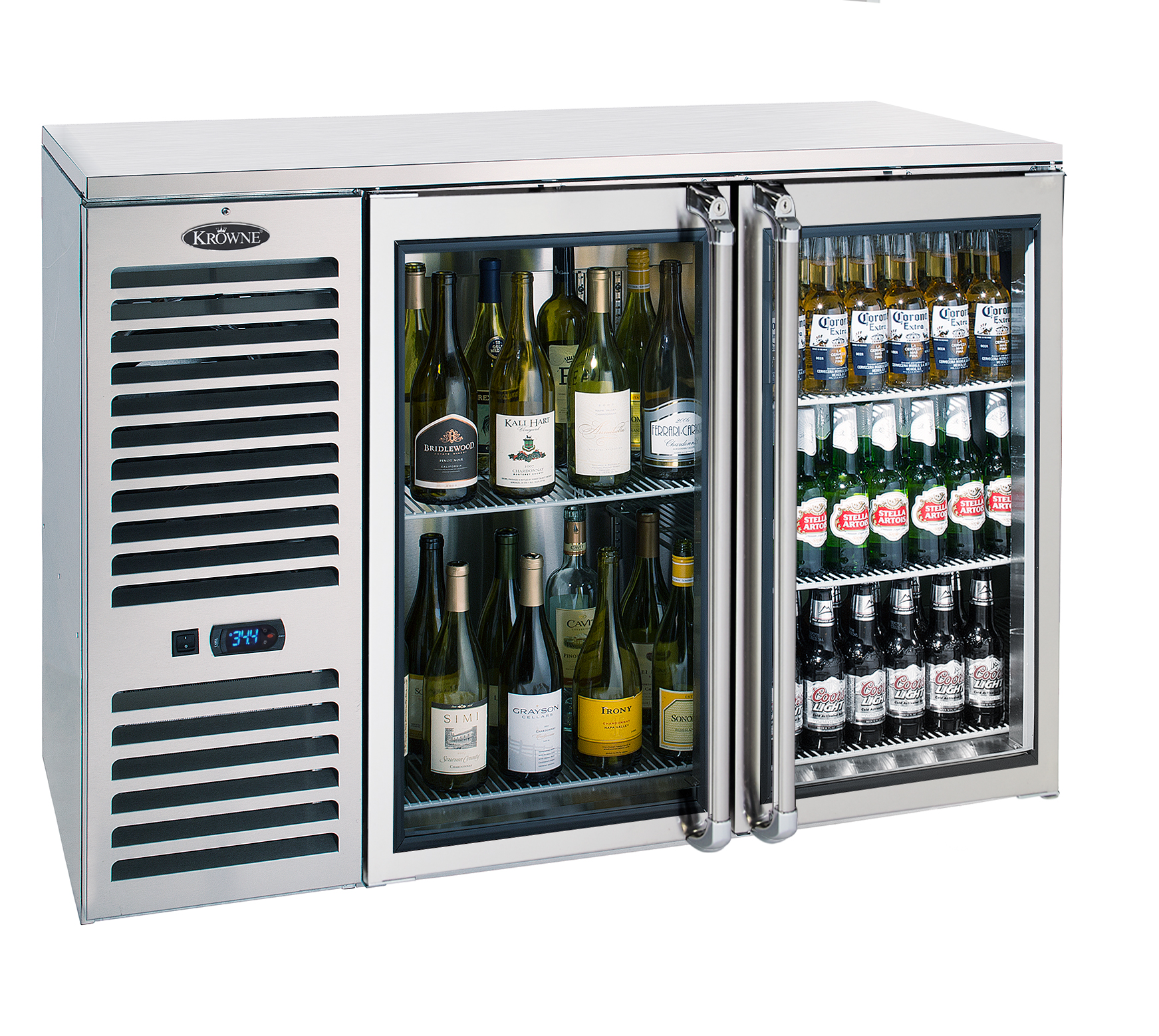Krowne Metal NS52R-KSS refrigeration