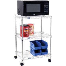 Nexel NX243073 food prep stand & carts
