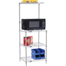 Nexel NX243074S food prep stand & carts