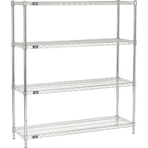 Nexel 14546C wire shelving units