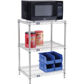 Nexel NX243073S food prep stand & carts