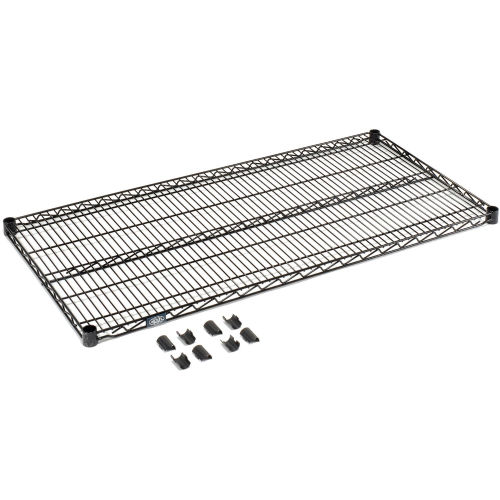 Nexel S1442B wire shelves