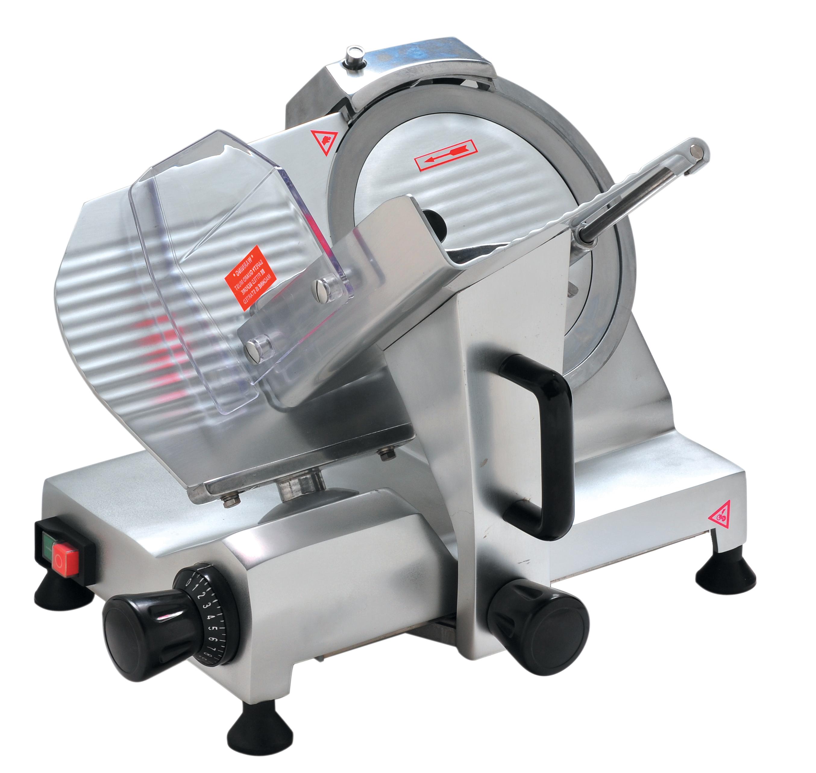 Omcan MS-CN-0250 food equipment > meat slicers > 10-inch blade slicers