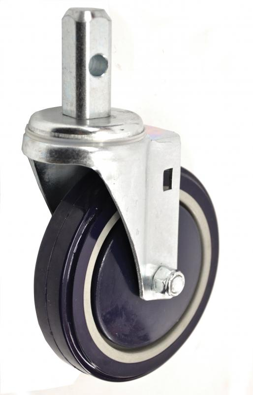 Omcan 39533 handling and storage > casters > bun pan and lug racks casters
