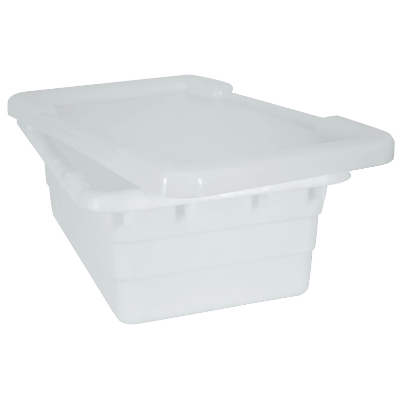 Omcan 10939 smallwares > restaurant essential > meat lug tote boxes