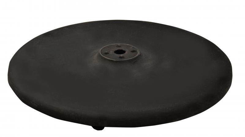 Omcan 43158 tables and sinks > restaurant furniture > restaurant table bases