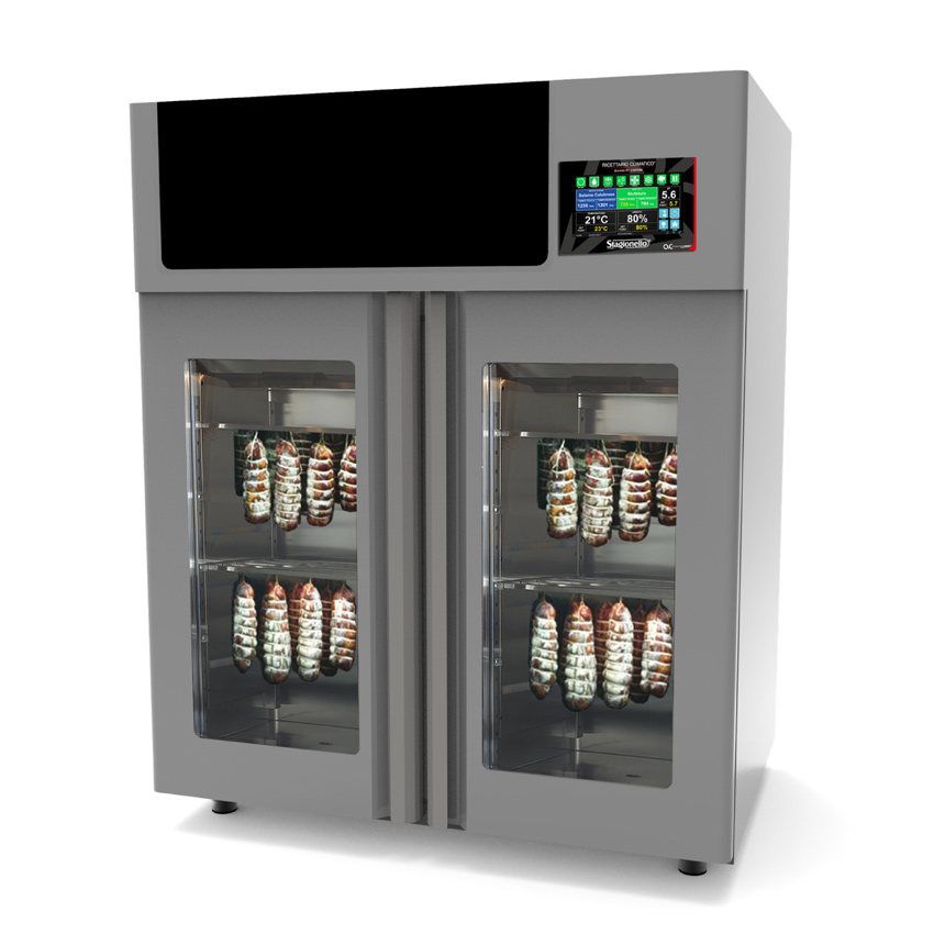 Omcan STGPNTF60 food equipment > food preservation > stagionello® curing cabinets