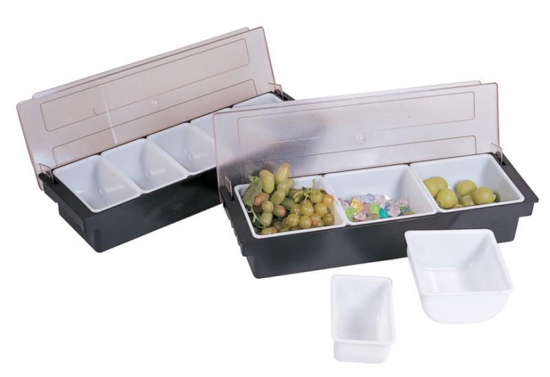 Omcan 80589 smallwares > restaurant essential > condiment holders