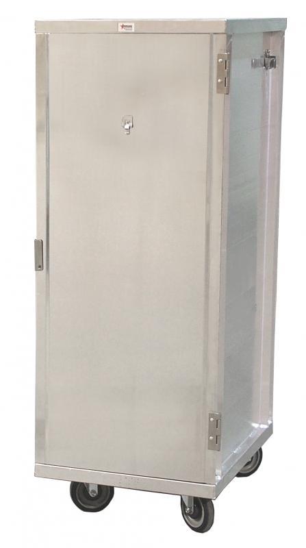 Omcan 23776 aluminum cabinets