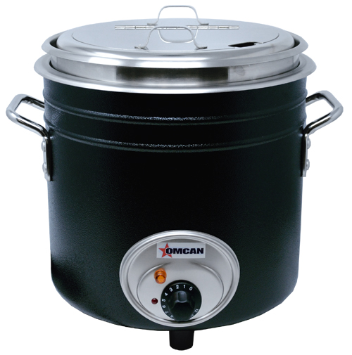 Omcan FWTW5000B food equipment > food warmers > soup kettles