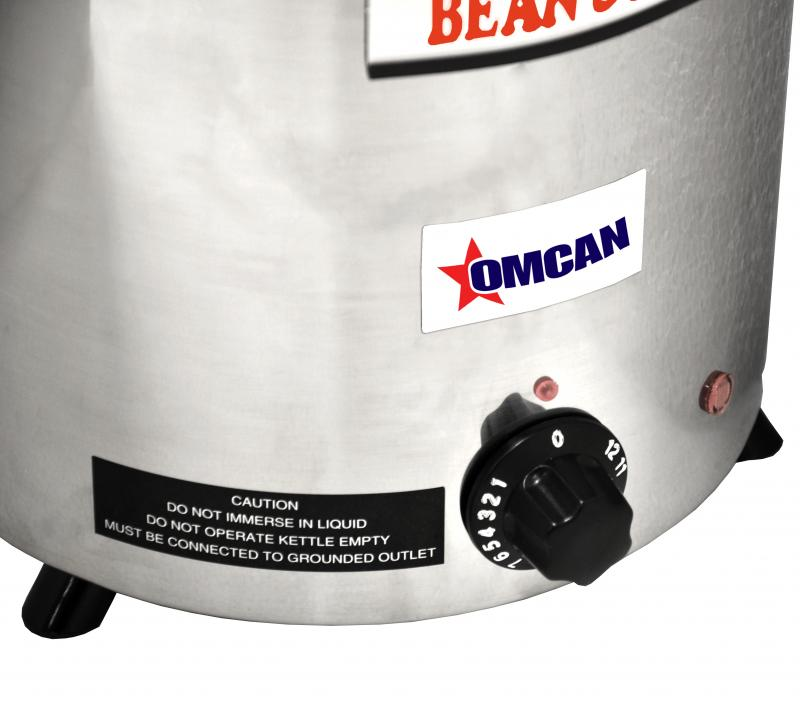 Omcan FW-CN-0006-S food equipment > food warmers > soup kettles