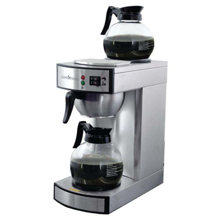 Omcan CMTW0002D food equipment > hot beverage equipment > coffee machine