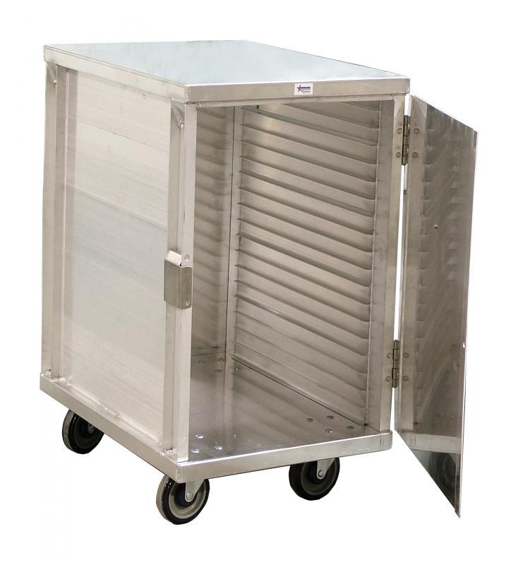 Omcan 23775 aluminum cabinets