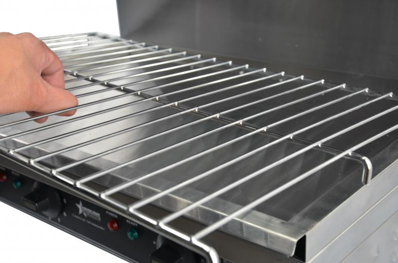 Omcan CE-CN-1506-S food equipment > cooking equipment > salamander broilers and cheese melters
