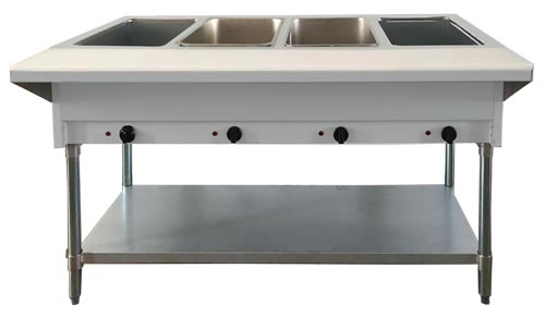 Omcan FW-CN-0004-DH merchandising > hot food merchandisers > electric steam tables|featured products
