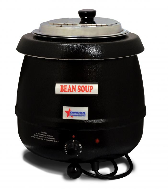 Omcan FW-CN-0010 food equipment > food warmers > soup kettles